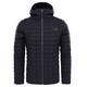The North Face Thermoball Hoodie Giacca Uomo nero